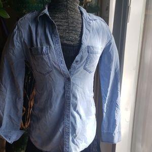Express boyfriend shirt